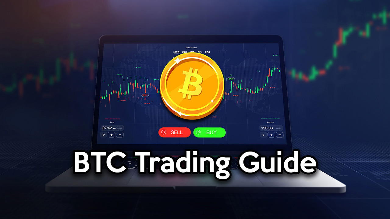 trade btc